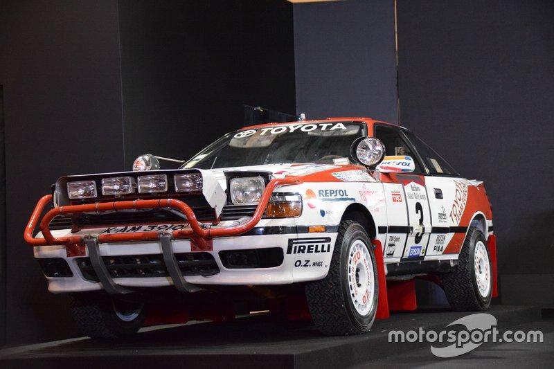 WRC CELICA GT-FOUR ST165