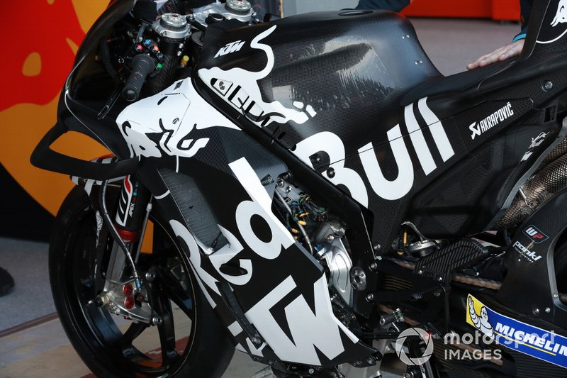 Pol Espargaro, Red Bull KTM Factory Racing's KTM