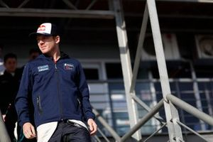 Nick Cassidy, Rookie Test Driver for Envision Virgin Racing