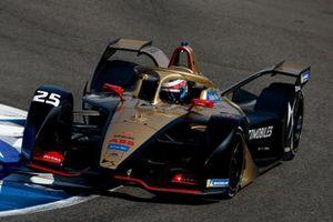 Nicolas Lapierre, Rookie Test Driver for DS Techeetah, DS E-Tense FE20