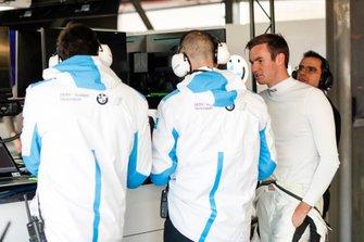 Kyle Kirkwood, Rookie Test Driver for BMW I Andretti Motorsports, BMW iFE.20