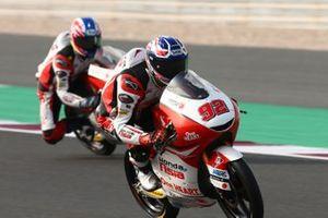 Yuki Kunii, Honda Team Asia e Ai Ogura, Honda Team Asia