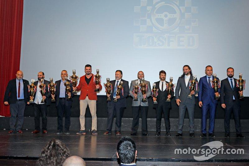 TOSFED Gala Gecesi, Zafer Vatansever Ralli Kupası
