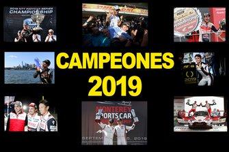 Campeones 2019 LATAM