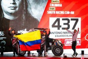 #437 South Racing - Can Am: Antonio Marmolejo, Eduardo Blanco