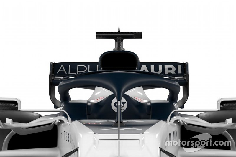 AlphaTauri AT01