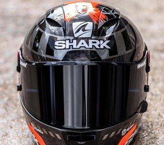 Jorge Lorenzo 2020 test helmet