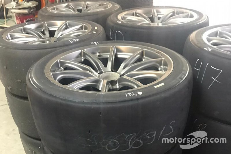 Gomme Goodyear