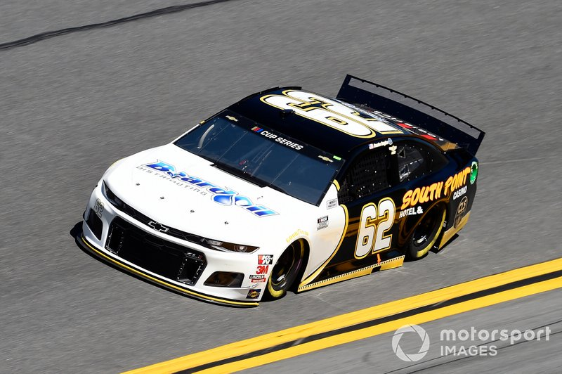 39. Brendan Gaughan, Beard Motorsports, Chevrolet Camaro South Point