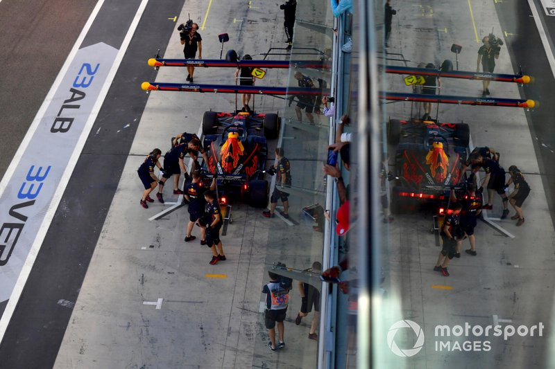 Abu Dhabi: Max Verstappen (Red Bull)