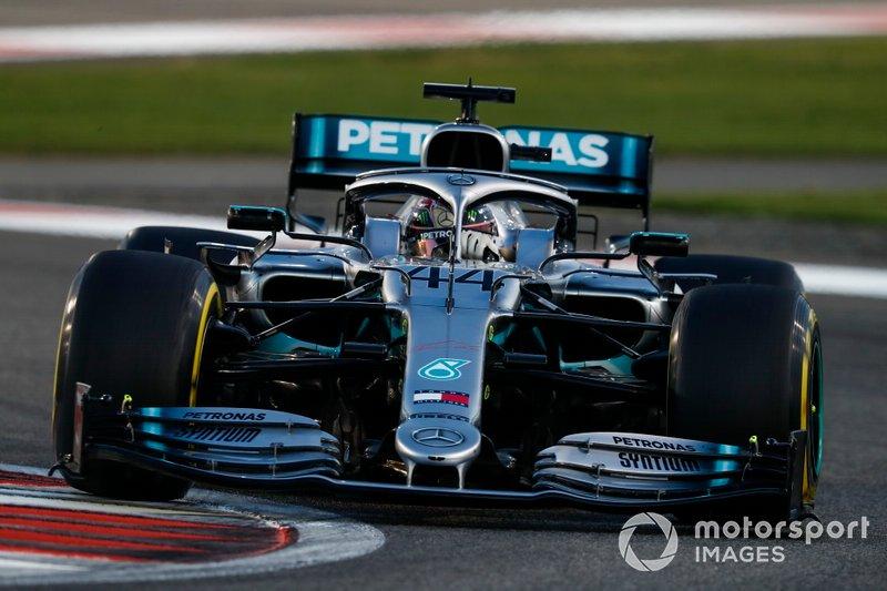 Lewis Hamilton - 63 victorias con Mercedes