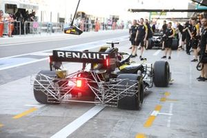 Renault F1 Team R.S.19, rear detail