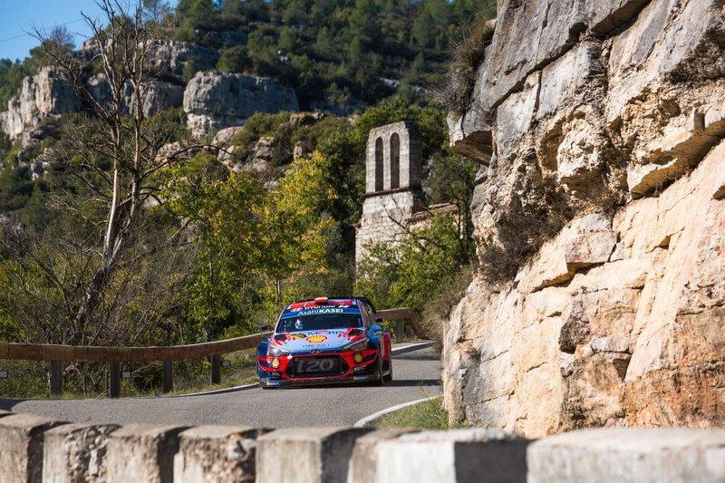Дани Сордо и Карлос дель Баррио, Hyundai Shell Mobis WRT, Hyundai i20 Coupe WRC