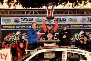 Christopher Bell, Joe Gibbs Racing, Toyota Supra Rheem wins