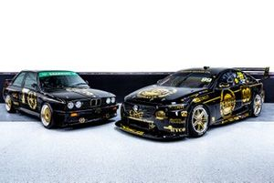 Erebus Holden with Team BMW M3