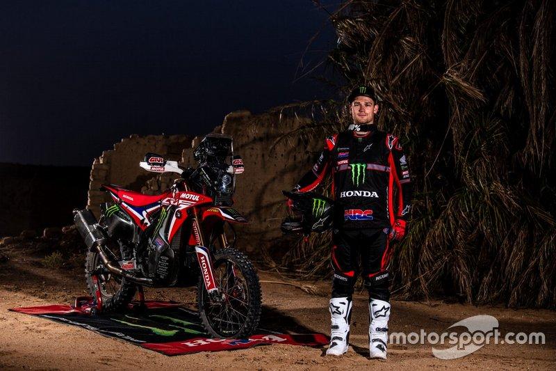 Aaron Maré, Monster Energy Honda Team