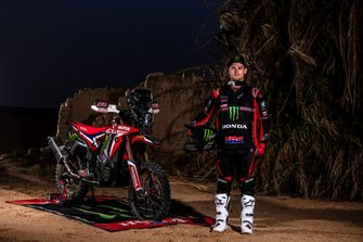 Aaron Maré, Monster Energy Honda Team