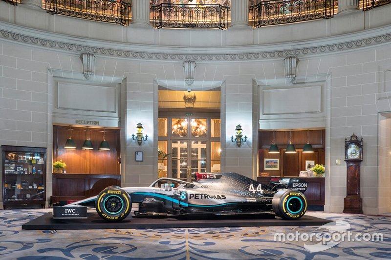 2020: Mercedes AMG F1 W10