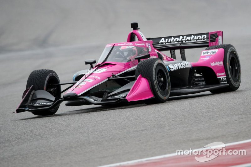 #60: Jack Harvey, Meyer Shank Racing, Honda