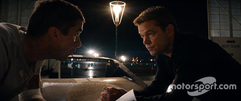 Christian Bale et Matt Damon