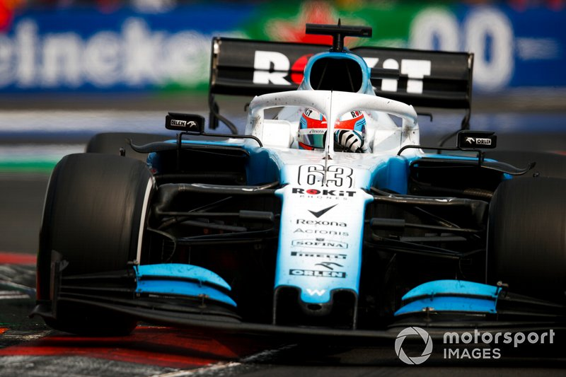 George Russell, Williams Racing: 8 puan