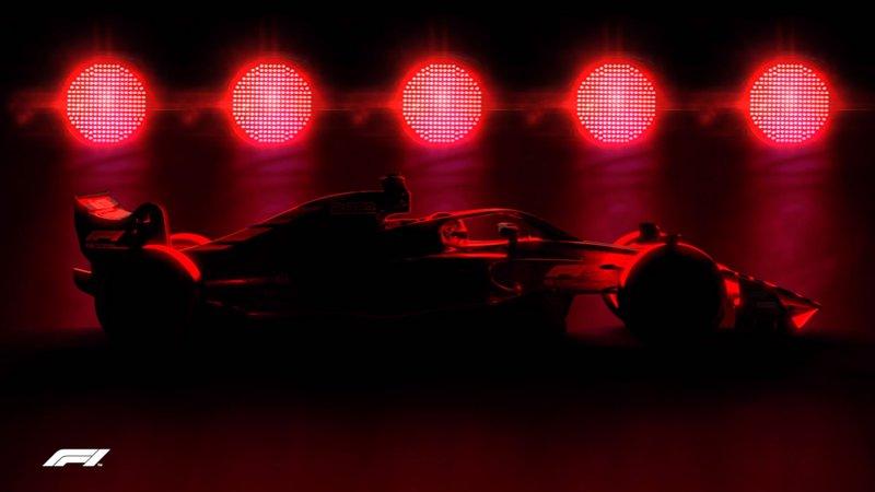 Изображение машины Ф1 2021 года