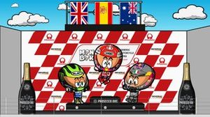 El GP de Australia de MotoGP según MiniBikers