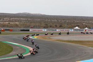 Jonathan Rea, Kawasaki Racing Team in testa al primo giro