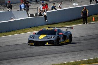 Corvette C8R