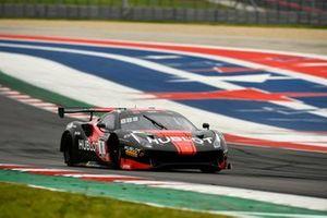#1 GT3, Pro-Am, Squadra Corse, Martin Fuentes, Rodrigo Baptista, Hublot, Ferrari 488 GT3