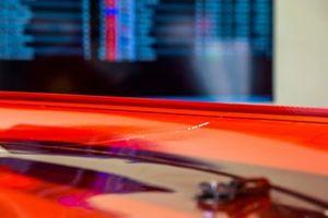 Heckflügel: Ford Mustang