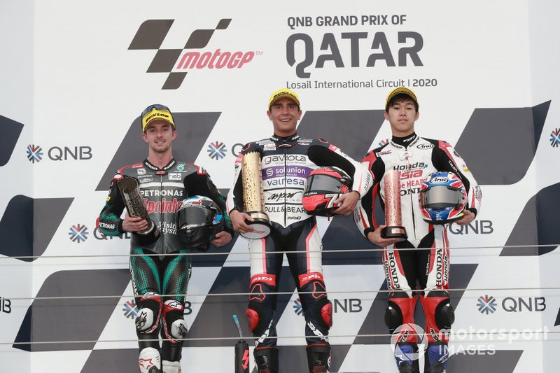 John McPhee, SIC Racing Team, Albert Arenas, Aspar Team, Ai Ogura, Honda Team Asia