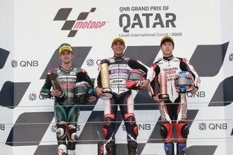 John McPhee, SIC Racing Team, Albert Arenas, Aspar Team, Ai Ogura, Honda Team Asia