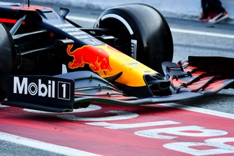Voorvleugel Max Verstappen, Red Bull Racing RB16