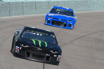Kurt Busch, Chip Ganassi Racing, Chevrolet Camaro Monster Energy, Ross Chastain, Premium Motorsports, Chevrolet Camaro Xchange of America