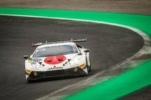 #519 JPN Orange 1 FFF Racing Team Lamborghini Huracan GT3: Хироси Хамагучи, Юкио Сасахара