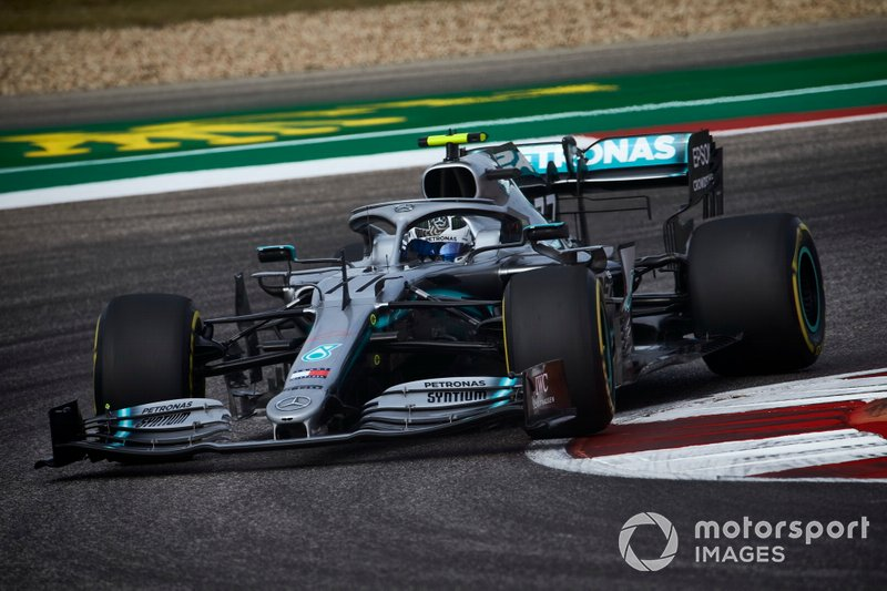 Valtteri Bottas - 25 GP liderados