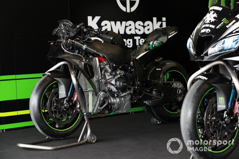 Moto di Jonathan Rea, Kawasaki Racing Team