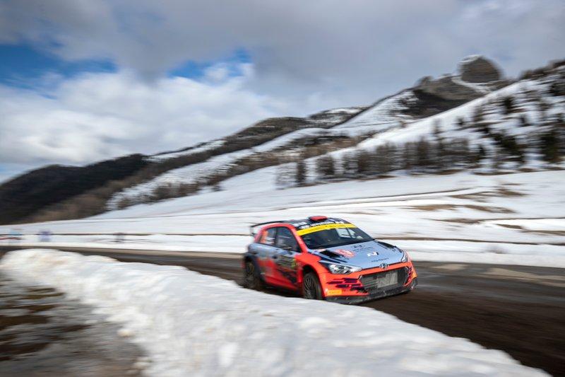 Николай Грязин и Ярослав Федоров, Hyundai Motorsport N, Hyundai i20 R5 '20
