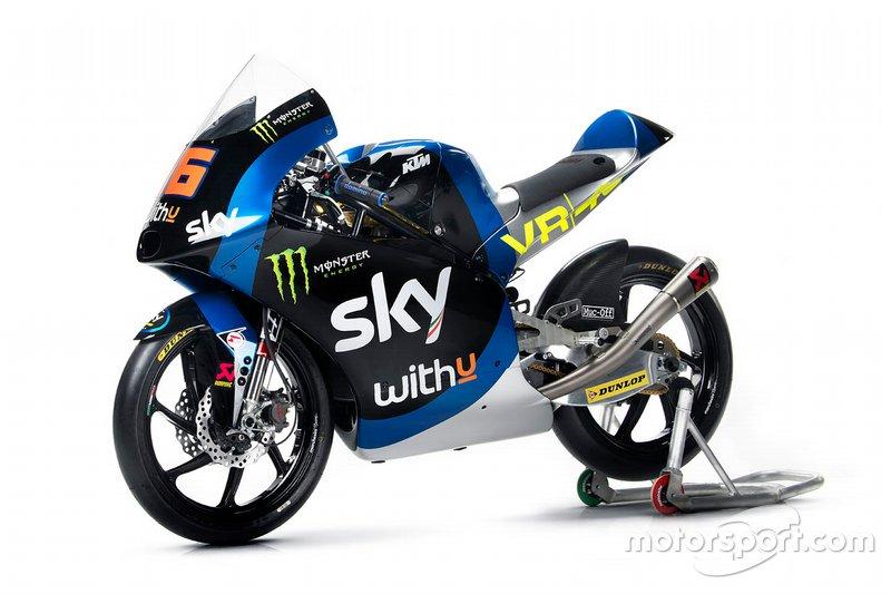 Moto di Andrea Migno, Sky Racing Team VR46