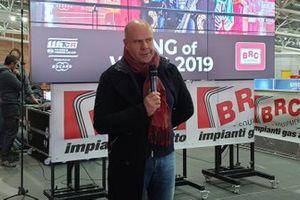 Andrea Adamo, direttore di Hyundai Motorsport
