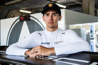 #911 Absolute Racing Porsche GT3 R: Matt Campbell