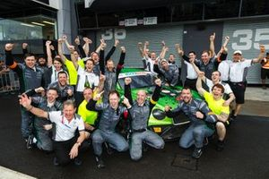Equipo ganador #7 Bentley Team M-Sport Bentley Continental GT3: Jules Gounon, Maxime Soulet, Jordan Pepper
