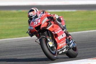 Микеле Пирро, Ducati Team