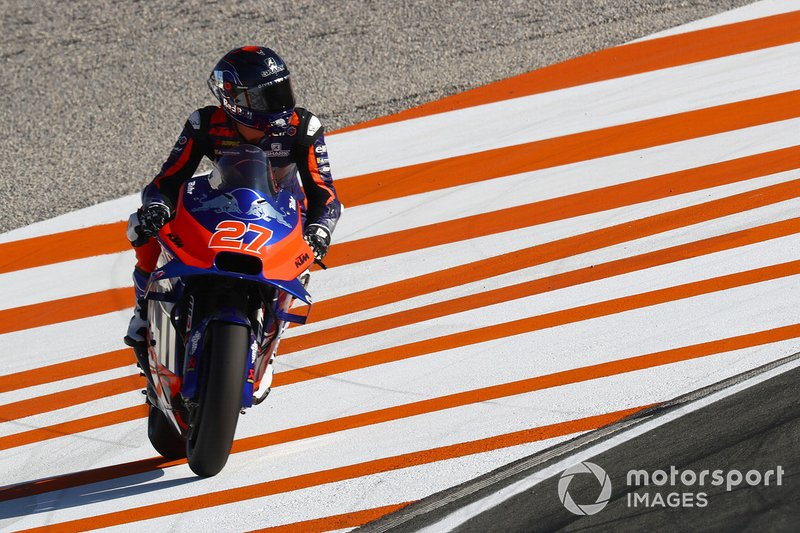 19 - Iker Lecuona, Red Bull KTM Tech 3