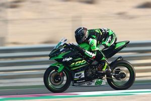 Bruno Ieraci, Kawasaki GP Project