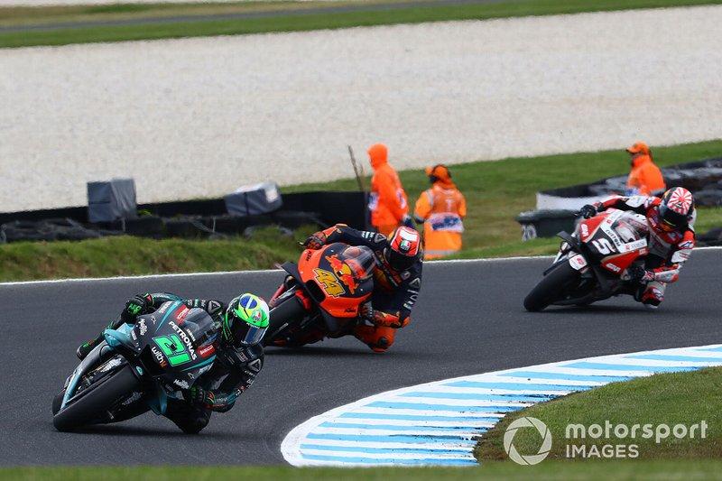 Franco Morbidelli, Petronas Yamaha SRT, Australian MotoGP 2019