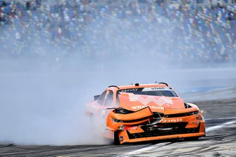 Davis Starr, B.J. McLeod Motorsports, Chevrolet Camaro Whataburger