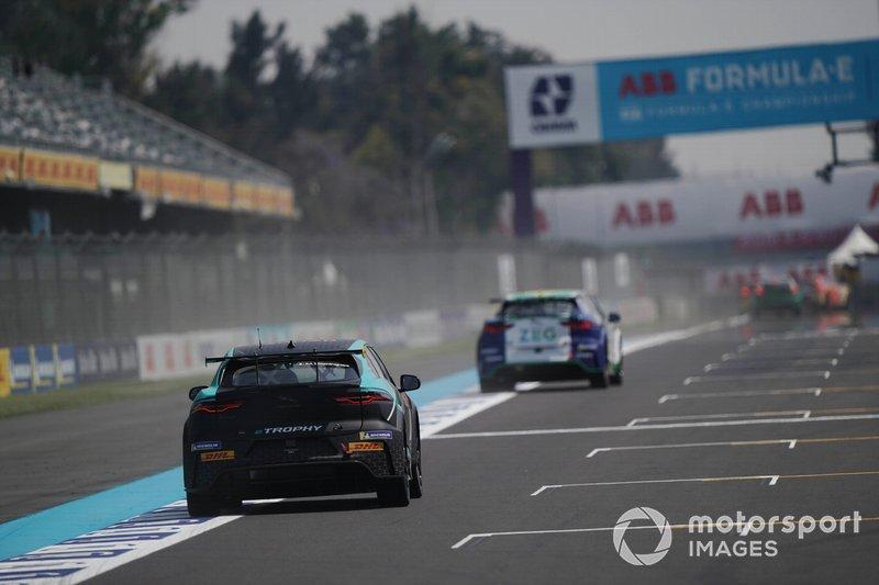 Mario Dominguez, Jaguar I-Pace eTrophy VIP