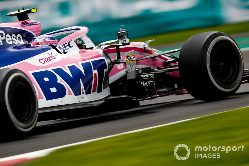 16: Lance Stroll, Racing Point RP19, 1'18.065